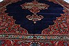 Tabriz Red Hand Knotted 98 X 128  Area Rug 100-27989 Thumb 7