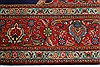 Tabriz Red Hand Knotted 98 X 128  Area Rug 100-27989 Thumb 8