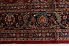 Kashmar Red Hand Knotted 99 X 131  Area Rug 100-27991 Thumb 5