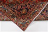 Ardakan Red Hand Knotted 96 X 130  Area Rug 100-27994 Thumb 4