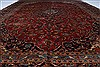 Ardakan Red Hand Knotted 96 X 130  Area Rug 100-27994 Thumb 6