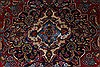 Ardakan Red Hand Knotted 96 X 130  Area Rug 100-27994 Thumb 8