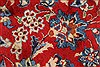Isfahan Red Hand Knotted 101 X 136  Area Rug 100-27996 Thumb 10