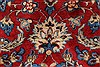 Isfahan Red Hand Knotted 101 X 136  Area Rug 100-27996 Thumb 11