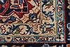 Isfahan Red Hand Knotted 101 X 136  Area Rug 100-27996 Thumb 12