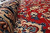 Isfahan Red Hand Knotted 101 X 136  Area Rug 100-27996 Thumb 2