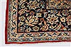 Isfahan Red Hand Knotted 101 X 136  Area Rug 100-27996 Thumb 8
