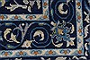 Kashan Beige Hand Knotted 103 X 166  Area Rug 100-27998 Thumb 11