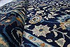 Kashan Beige Hand Knotted 103 X 166  Area Rug 100-27998 Thumb 1