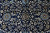 Kashan Beige Hand Knotted 103 X 166  Area Rug 100-27998 Thumb 6