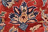 Isfahan Red Hand Knotted 95 X 131  Area Rug 100-27999 Thumb 11