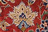 Isfahan Red Hand Knotted 95 X 131  Area Rug 100-27999 Thumb 12