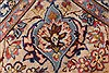 Isfahan Red Hand Knotted 95 X 131  Area Rug 100-27999 Thumb 13