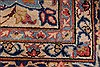 Isfahan Red Hand Knotted 95 X 131  Area Rug 100-27999 Thumb 1