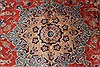 Isfahan Red Hand Knotted 95 X 131  Area Rug 100-27999 Thumb 8