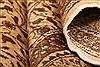 Kayseri Brown Hand Knotted 66 X 94  Area Rug 253-28002 Thumb 2