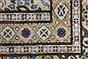 Kashan Beige Hand Knotted 85 X 125  Area Rug 100-28003 Thumb 11