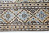 Kashan Beige Hand Knotted 85 X 125  Area Rug 100-28003 Thumb 6