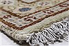 Kashan Beige Hand Knotted 85 X 125  Area Rug 100-28003 Thumb 9