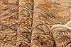 Kayseri Brown Hand Knotted 76 X 1010  Area Rug 253-28004 Thumb 2
