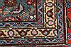 Tabriz Red Hand Knotted 98 X 123  Area Rug 100-28006 Thumb 15