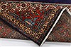 Tabriz Red Hand Knotted 98 X 123  Area Rug 100-28006 Thumb 26