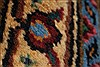 Tabriz Red Hand Knotted 98 X 123  Area Rug 100-28006 Thumb 32