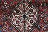 Tabriz Red Hand Knotted 98 X 123  Area Rug 100-28006 Thumb 35
