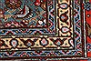 Tabriz Red Hand Knotted 98 X 123  Area Rug 100-28006 Thumb 43