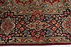 Kerman Red Hand Knotted 97 X 125  Area Rug 100-28012 Thumb 10