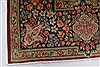 Kerman Red Hand Knotted 97 X 125  Area Rug 100-28012 Thumb 12