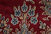 Kerman Red Hand Knotted 97 X 125  Area Rug 100-28012 Thumb 2