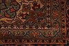 Sarouk Blue Hand Knotted 99 X 129  Area Rug 100-28014 Thumb 1