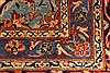 Kashan Red Hand Knotted 96 X 129  Area Rug 100-28015 Thumb 13