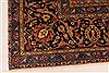 Kashan Red Hand Knotted 96 X 129  Area Rug 100-28015 Thumb 8