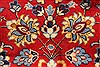 Isfahan Red Hand Knotted 98 X 139  Area Rug 100-28016 Thumb 10