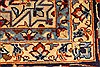Isfahan Red Hand Knotted 98 X 139  Area Rug 100-28016 Thumb 12