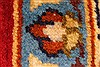 Isfahan Red Hand Knotted 98 X 139  Area Rug 100-28016 Thumb 13
