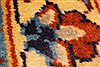 Isfahan Red Hand Knotted 98 X 139  Area Rug 100-28016 Thumb 1