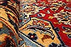 Isfahan Red Hand Knotted 98 X 139  Area Rug 100-28016 Thumb 2