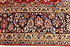 Isfahan Red Hand Knotted 98 X 139  Area Rug 100-28016 Thumb 6