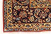 Isfahan Red Hand Knotted 98 X 139  Area Rug 100-28016 Thumb 8
