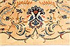 Kerman Blue Hand Knotted 112 X 156  Area Rug 100-28021 Thumb 7