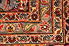 Kashan Red Hand Knotted 94 X 132  Area Rug 100-28022 Thumb 11