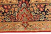 Kerman Green Hand Knotted 98 X 132  Area Rug 100-28023 Thumb 8