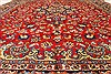Isfahan Red Hand Knotted 98 X 130  Area Rug 100-28024 Thumb 6