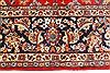 Isfahan Red Hand Knotted 98 X 130  Area Rug 100-28024 Thumb 7