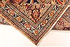 Kashmar Multicolor Hand Knotted 99 X 127  Area Rug 100-28026 Thumb 12
