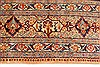Kashmar Multicolor Hand Knotted 99 X 127  Area Rug 100-28026 Thumb 2