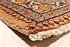 Kashmar Multicolor Hand Knotted 99 X 127  Area Rug 100-28026 Thumb 9
